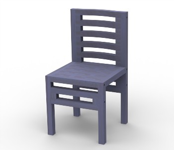 Chair C00BL